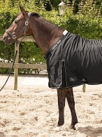Harry's Horse Staldeken Highliner + Fleece Black