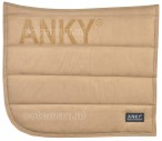 Anky Saddle Pad Sparkling Light Gold Zomer 2018