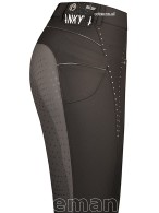 Anky Riding Breeches XR181102 Full Grip Black