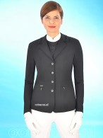 Pikeur Competition Jacket Lyra Black