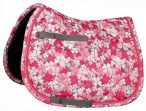 Harry's Horse Saddle Pad Diva Flower