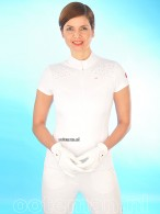 Eurostar Competition Shirt Jaira White