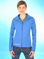 Mountain Horse Softshell Jack Cruise Tech Cobalt Blue
