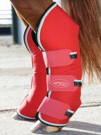 Amigo Travel Boots Red