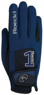 Roeckl Riding Gloves Mansfield Navy