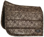 Limited! Anky Saddle Pad Waterdrop Black/Gold