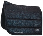 Limited! Anky Saddle Pad Waterdrop Black/Blue