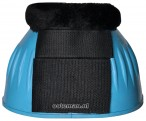 Vantaggio Bell Boots Rubber + Faux Fur Baby Blue