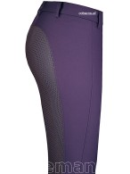 Pikeur Riding Breeches Lucinda Full Grip Grape
