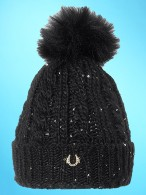 Mountain Horse Hat Tove Black