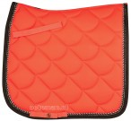 BR Saddle Pad Passion Helmoed Fiesta