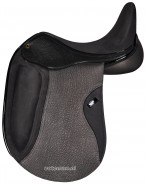 Trophy Dressage Saddle Monoflap Customer's Choice 17 inch