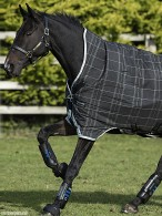Rhino Turnout Rug Wug Lite Black
