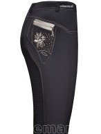 Comfort Line Riding Breeches Jetset Full Grip Navy