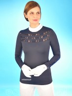 Pikeur Competition Shirt Adelina Navy