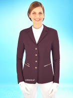Pikeur Competition Jacket Paulin Bordeaux