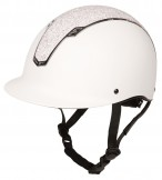 Harry's Horse Riding Helmet Centaur NXT White/Silver