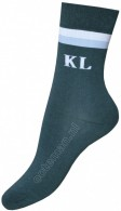 Kingsland Sock Algeciras Midnight Navy