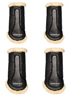 Kingsland Leg Protection Set Barels Black
