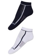 Kingsland Short Socks Vence 2-Pack