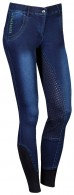 Harry's Horse Riding Breeches Clayton Full Grip Blue Nights
