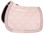 BR 4-Ever Horses Saddle Pad Aurora Silver Pink
