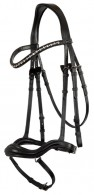 Anky Bridle ATH18010 Comfort Fit Black
