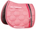 Harry's Horse Saddle Pad Diva Flower Pink