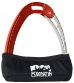 Eskadron Stirrup Cover Basics Black