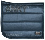 Anky Saddle Pad Print Ink Blue Winter 2019