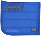 Anky Saddle Pad Cossack Blue Winter 2019