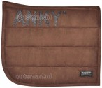 Anky Saddle Pad Saddle Brown Winter 2019