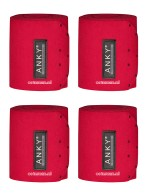 Anky Bandages Crimson Red Winter 2019