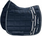 Eskadron Saddle Pad Big Square Glossy Navy