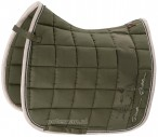 Eskadron Saddle Pad Big Square Cotton Martini Olive