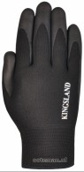 Kingsland Riding Gloves Savoonga Black