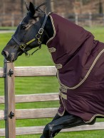 Amigo Turnout Rug Hero Ripstop Plus Lite Fig