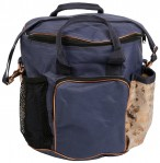 Harry's Horse Grooming Bag Denici Cavalli Rosegold Navy