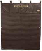 Eskadron Stable Curtain Heritage Glossy Black Mocca