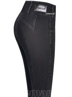 Pikeur Riding Breeches Candela Jeans Grip Black