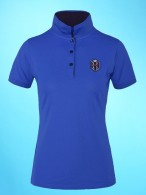 Kingsland Polo Agape Blue Lalique
