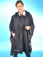 Kingsland Poncho Blair Navy