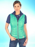 Anky Bodywarmer ATC201001 Teal Green/Dark Blue