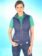 Anky Bodywarmer ATC201001 Dark Blue/Teal Green