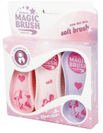 Harry's Horse Borstelset Magic Brush Starlight