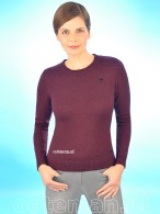 Kingsland Dressage Sweater Savanna Red Port
