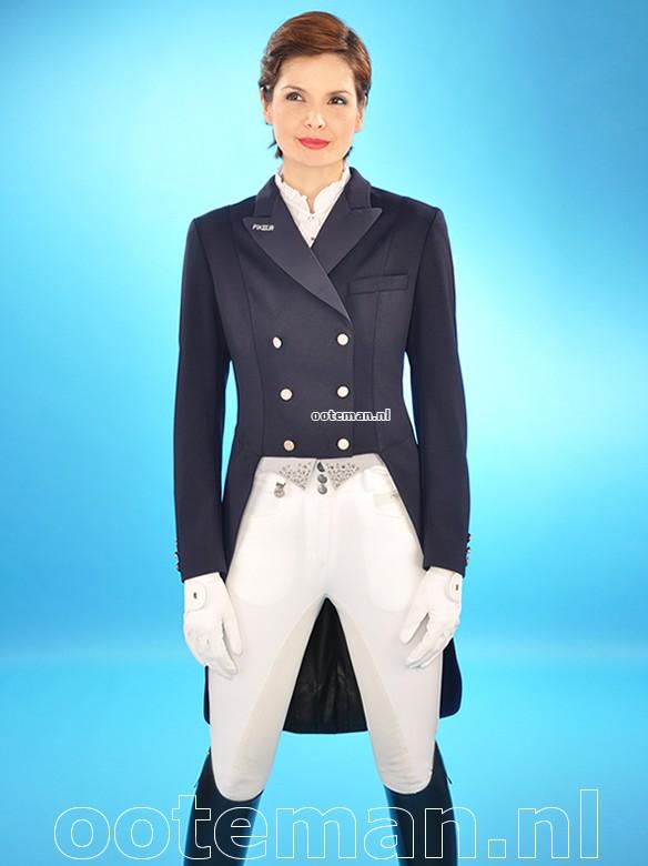 Pikeur Dressage Tailcoat Jersey Navy Ooteman Equestrian