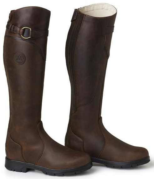 Mountain Horse Rijlaars Spring River Brown Ooteman